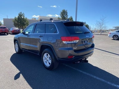 2015 Jeep Grand Cherokee Laredo Flagstaff Az Area Toyota Dealer Serving Flagstaff Az New And Used Toyota Dealership Serving Sedona Page Prescott Az